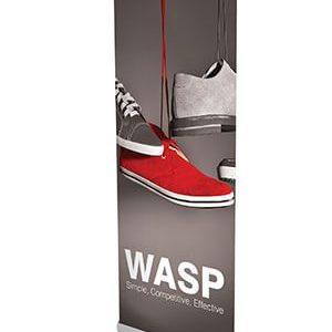 Roll-up Wasp